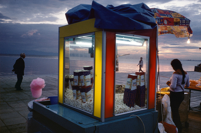 , 'Aegean Sea Road. Greece. ,' 2003, Magnum Photos