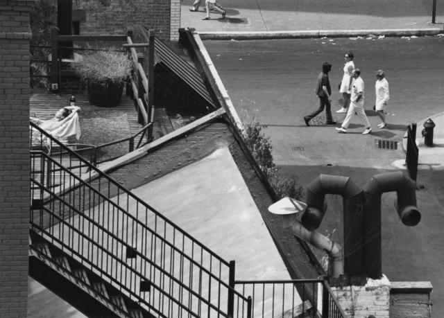 , 'New York, August 9,' 1969, Stephen Bulger Gallery