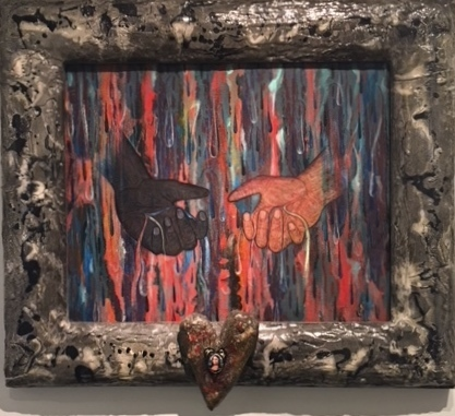 , 'Brotherhood,' 1983, Deborah Colton Gallery