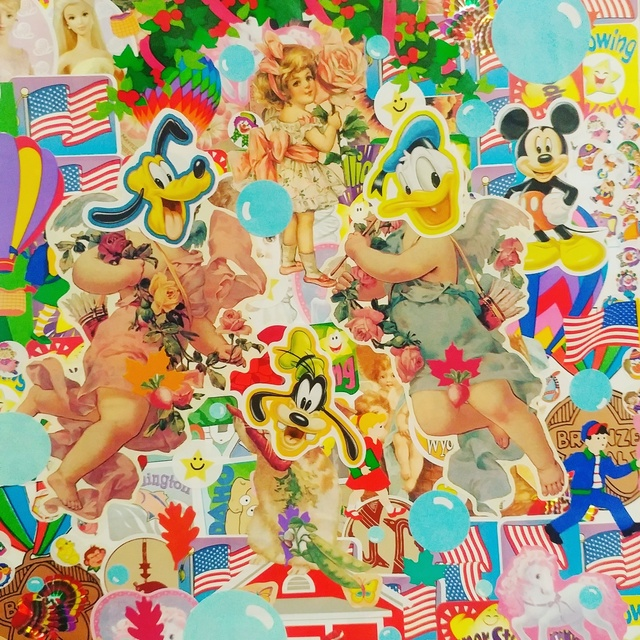 Keith Young, 'Private Party', 2017, Cerbera Gallery