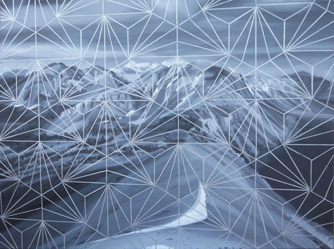 , 'Silver Summits ,' 2018, Visions West Contemporary