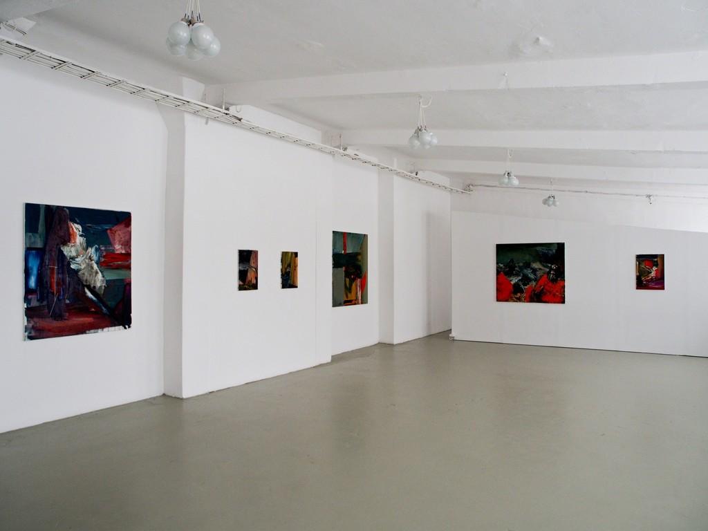 Dan Maciuca - Solo Show - Zorzini Gallery