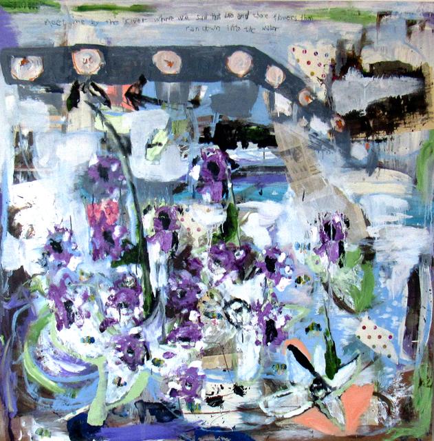 Carl Dimitri, 'That Thing We Saw Down by the River', ca. 2019, Tabla Rasa Gallery