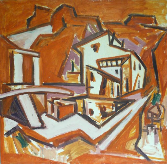, 'NP5,' 1988, Galeria Carles Taché