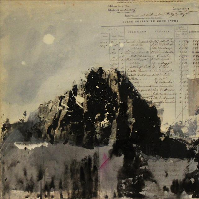, 'Paesaggio Lunare,' 2018, Galleria Punto Sull'Arte
