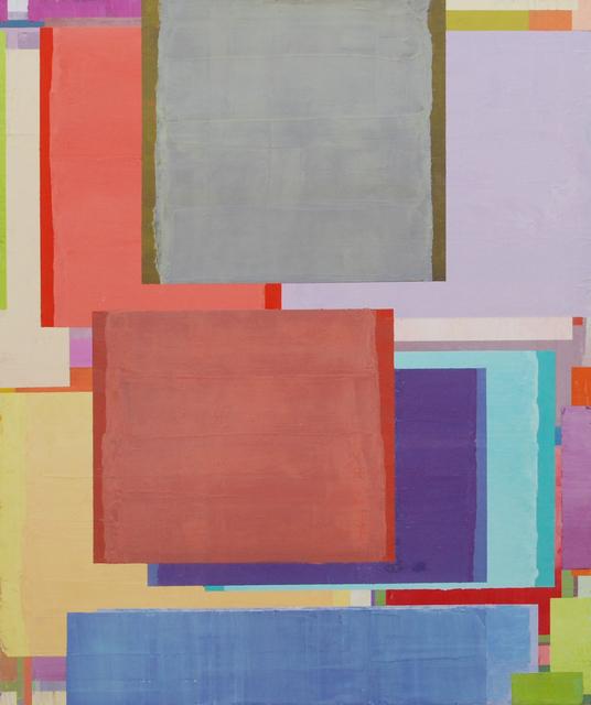 , 'Den Tisch in dieEcke stellen 65,' 2018, PIFO Gallery