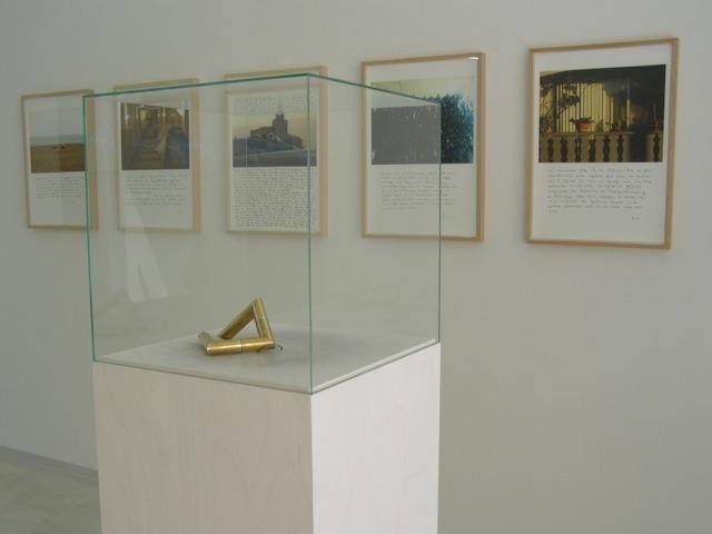 , 'Gott macht keine R-Gespräche,' 2010-2015, Galerie Karin Sachs