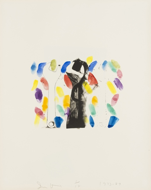 Jim Dine, 'From 'Ten Hand-Colored Winter Tools II' (Carpenter 32.3)', 1973-89, Forum Auctions