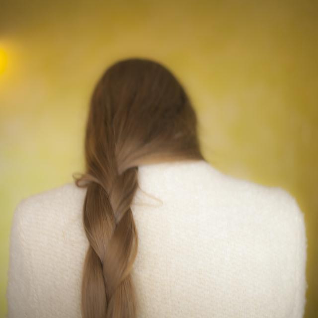 Cig Harvey, 'Dasha's Hair, St. Petersburg, Russia', 2015, Robert Klein Gallery