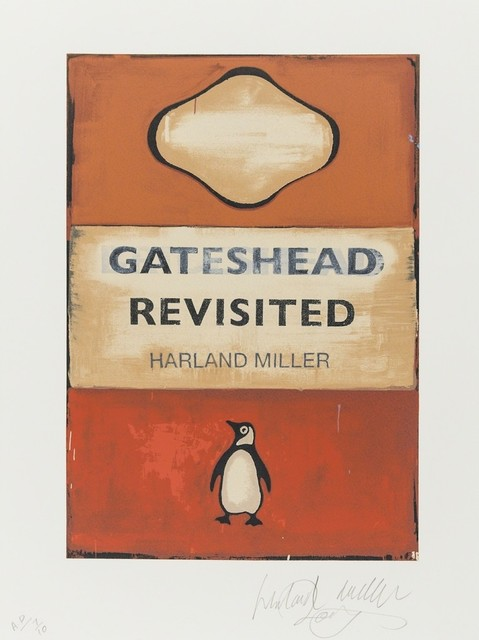 Harland Miller, 'Gateshead Revisited ', 2009, Maddox Gallery