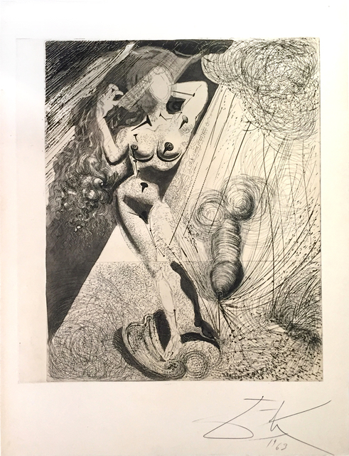 , 'Aphrodite,' 1963-1965, Wallector