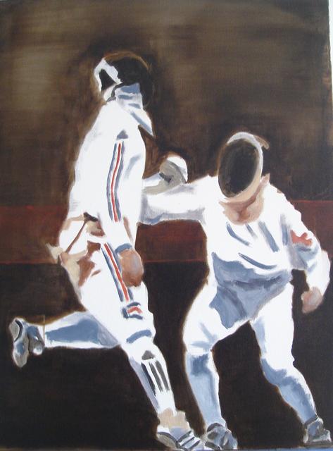 Carlos Correia, 'Untitled', 2009, Painting, Acrylic on canvas, PEDRO OLIVEIRA