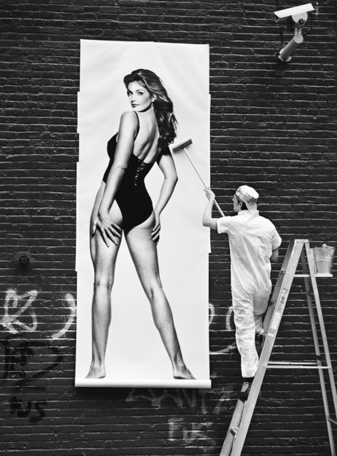 , 'Cindy Crawford, New York,' 1993, Staley-Wise Gallery