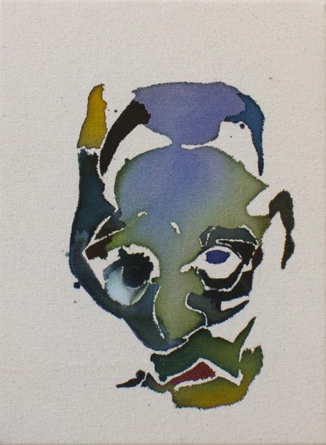 Gregg Louis, 'Blind Self Portrait 18', 2015, Nohra Haime Gallery