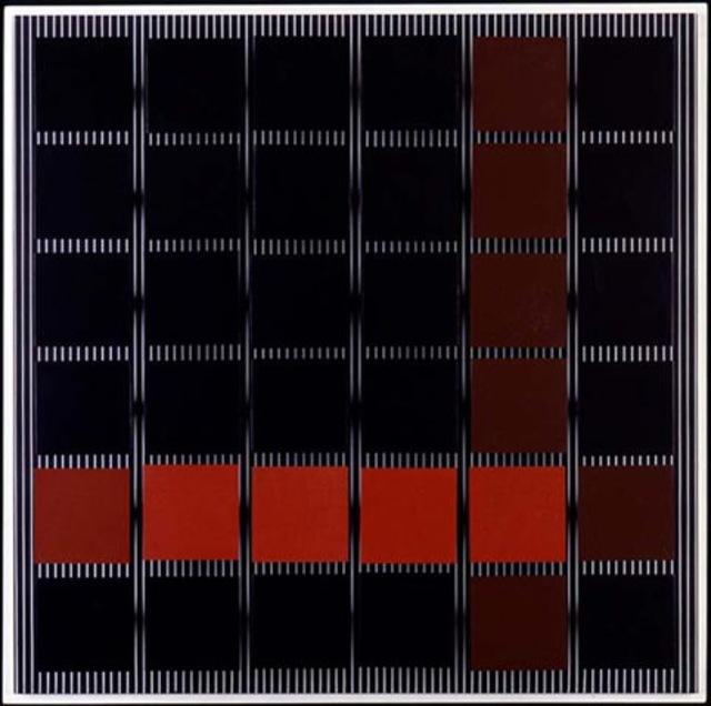 , 'Tabaco y bermeja,' 1978, Perrotin