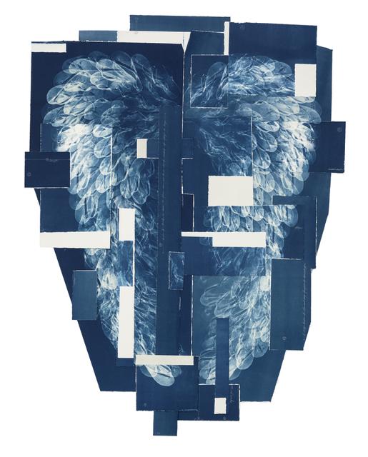 , 'Wings I,' 2017, STPI