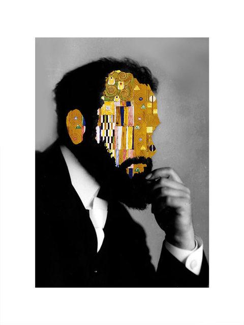 , 'Portrait 34: Klimt,' 2017, Klein Gallery