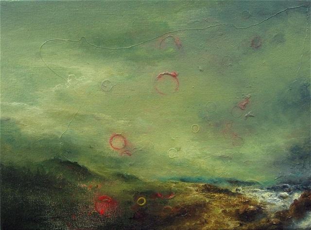 , 'Teardrops,' 2016, Galleria Heino