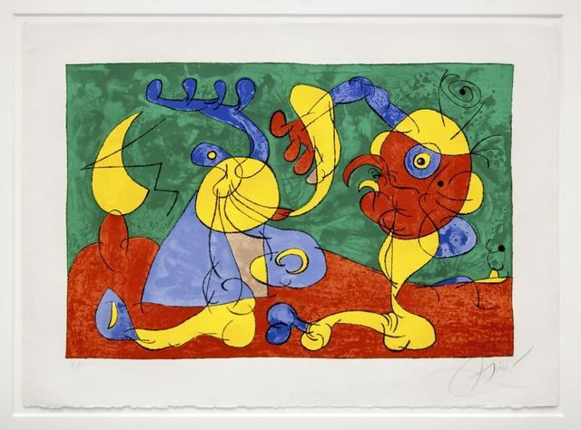 , 'Ubu Roi,' 1966, Baterbys Art Gallery