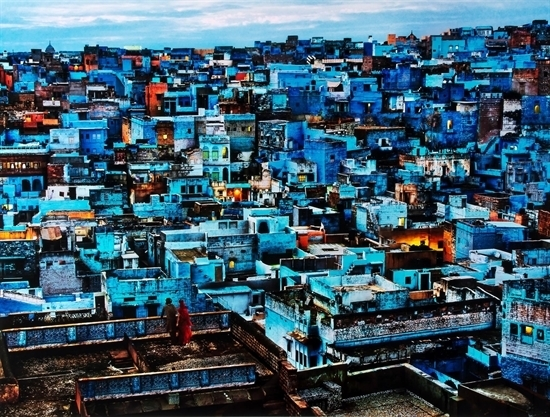 , 'The Blue City, Rajasthan, India,' 2010, Etherton Gallery