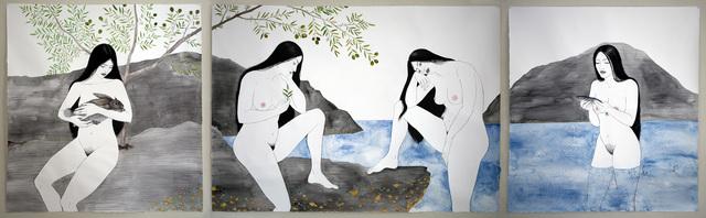 Alisha Sofia, 'Fertility, Contemplation, Surrender', 2019, Iris Project