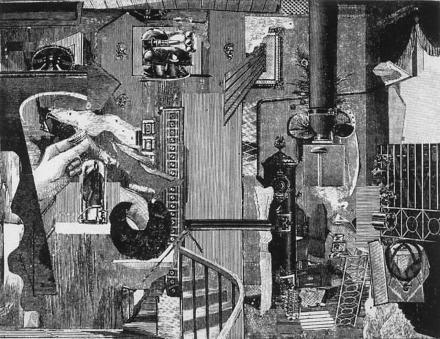 , 'Dennis Hopper One-Man-Show, Volume I, Image III,' 1971, Crown Point Press