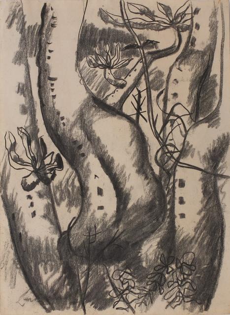 , 'Euphorbias,' 1955, EBONY/CURATED