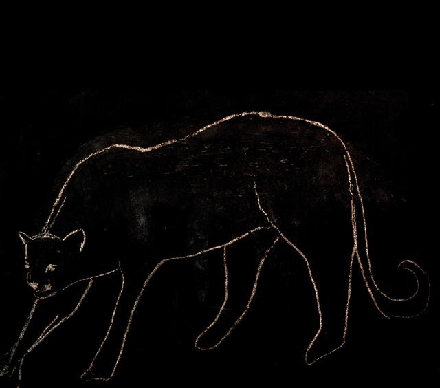 , 'Mountain Cat,' 2014, Carter Burden Gallery