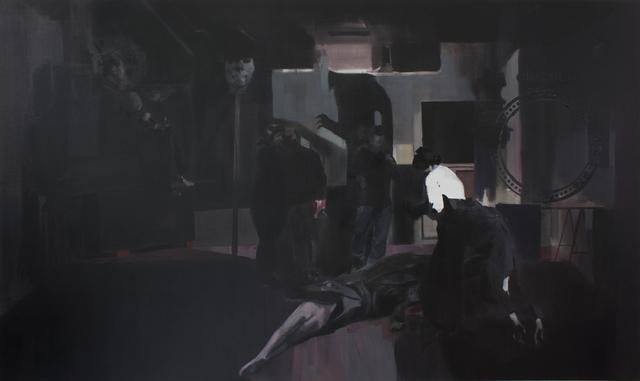 , 'Sumisión (El Gran Estudio),' 2015, Josedelafuente