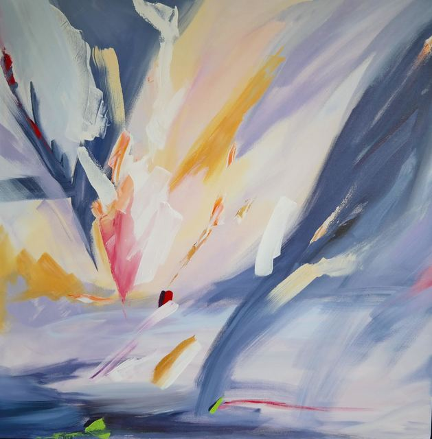 Aleona Isakova, 'The Sky visit III', 2017, Recreational Enterprises & Perseus Gallery