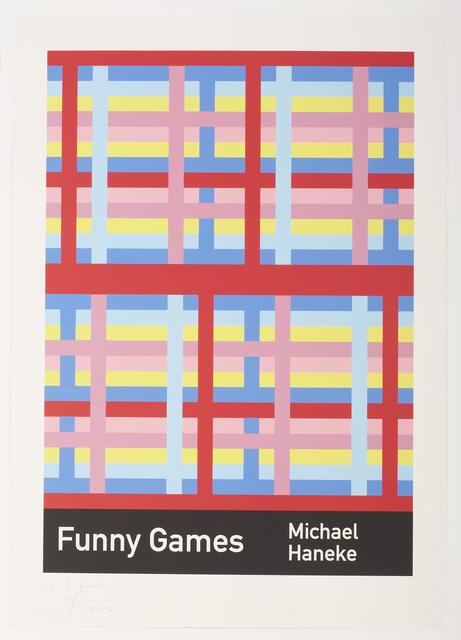 , 'Funny Games,' 2010, STPI