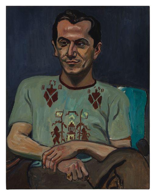 , 'Frank Gentile,' 1948, Xavier Hufkens