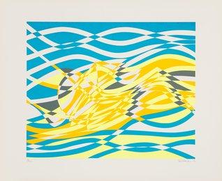 Untitled 4, from the Aquarius Suite