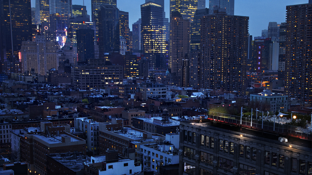 David Drebin, 'Girl in New York', 2011, Contessa Gallery