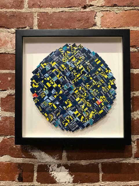 , 'Advil,' 2018, Mason-Nordgauer Fine Arts Gallery