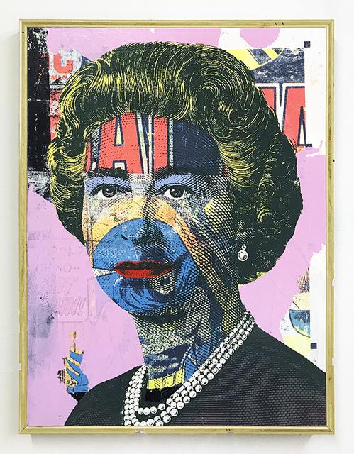, 'Queen (Pink),' 2017, Vertical Gallery