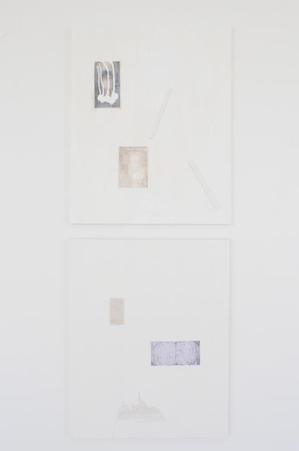 , 'Quaternity Series xx - Quaternity Series yy,' 2016, Alfa Gallery