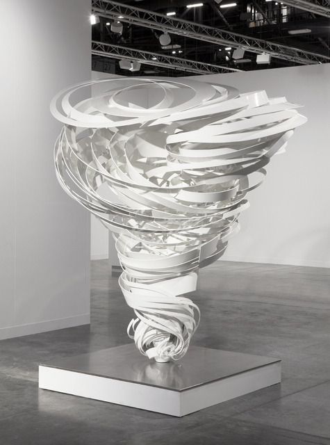 Alice Aycock, 'Alien Twister', 2018, Galerie Thomas Schulte