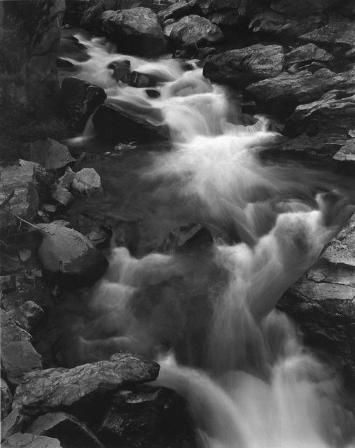 George Tice, 'Roaring Fork River, Aspen, CO', 1969, Photography, Silver Gelatin, Gallery 270