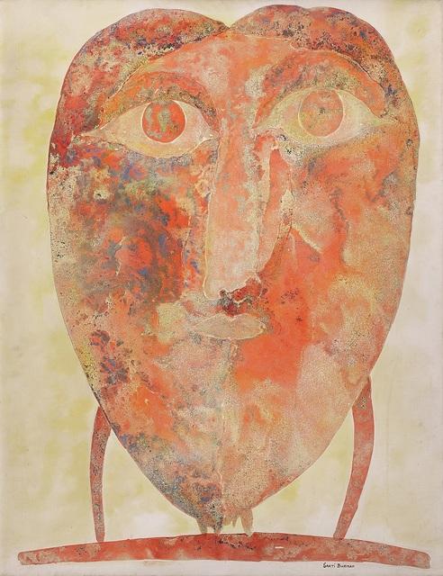 , 'Head,' 1968, Dag Modern