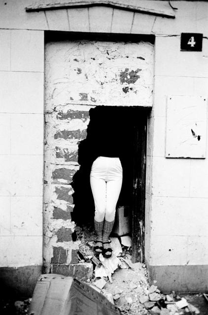 , 'Self Portrait, 1977,' 1977, Machamux