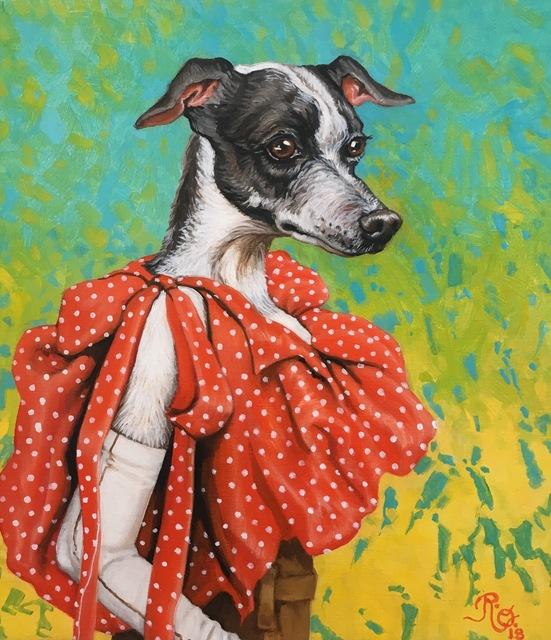 , 'Kelly,' , Isabella Garrucho Fine Art
