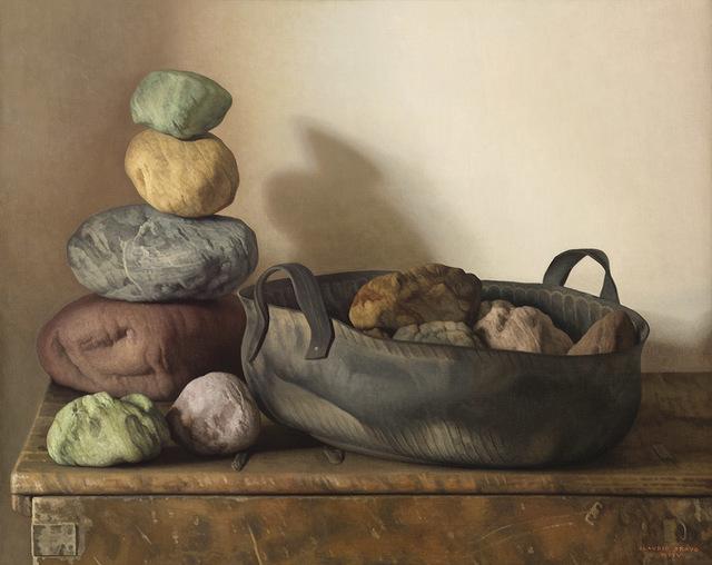 , 'Stones,' 2005, Marlborough Madrid & Barcelona