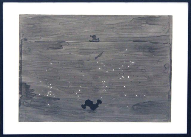 , 'Il relitto dell'Omino Totale,' 1989, Christine König Galerie