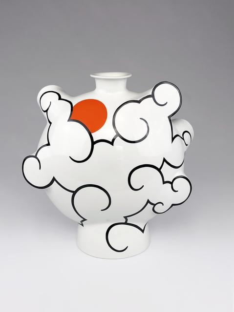 , 'Cloud Flask,' 2019, Duane Reed Gallery