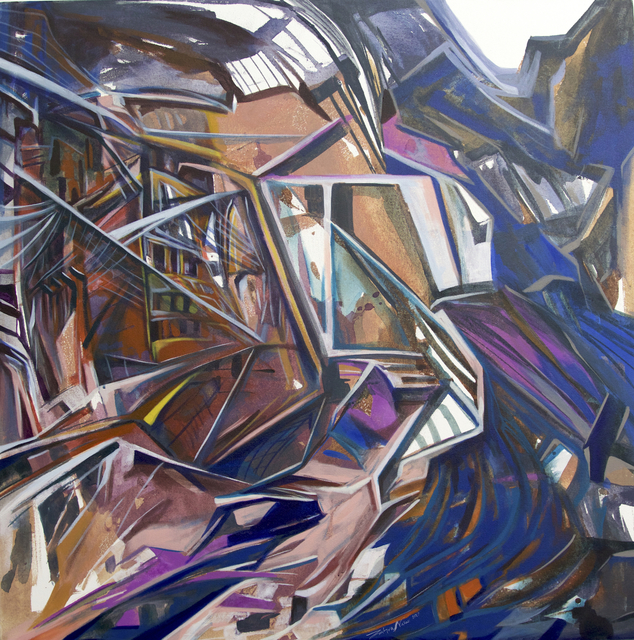 , 'Transparency,' 2017, Khawam Gallery