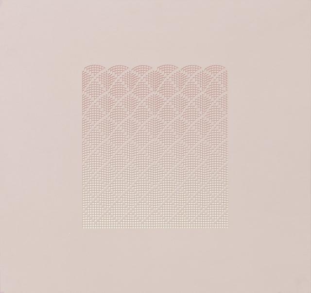 , 'Pink Pillars,' 2007, Albertz Benda