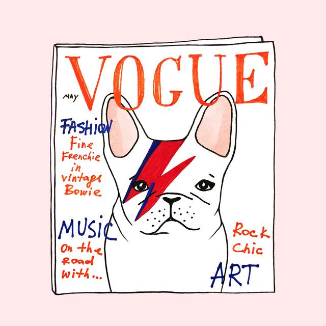 , 'Vogue,' 2018, Black Ship Gallery