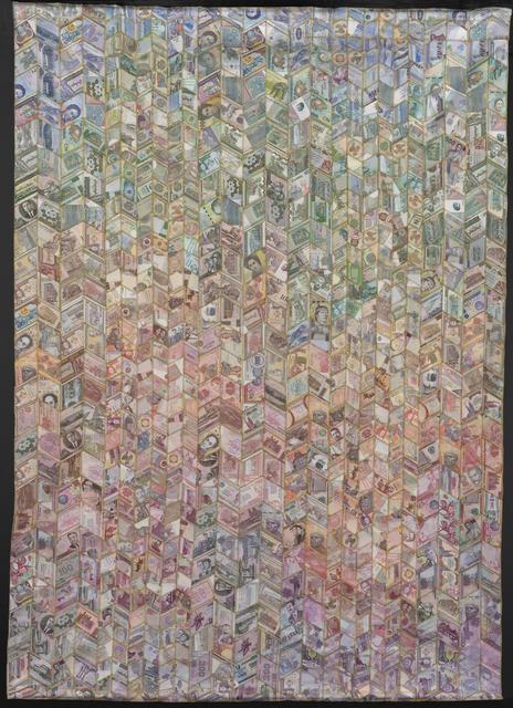 , 'Deconstruction of Value V,' 2019, Fabien Castanier Gallery