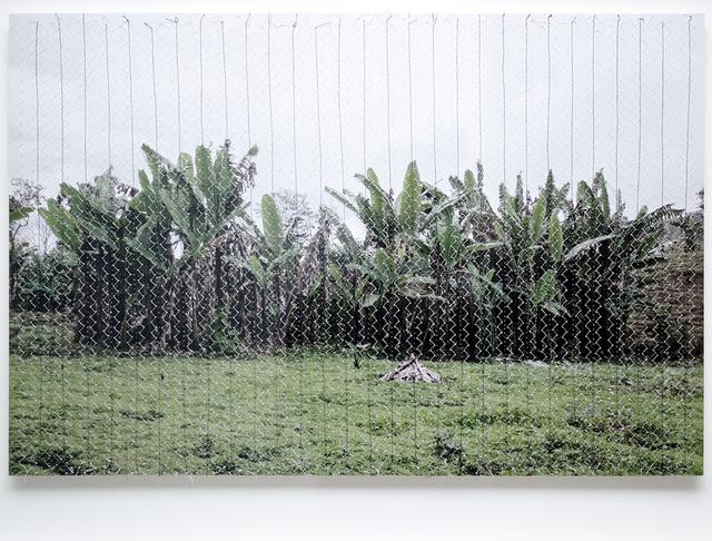 , 'Linetrap 7,' 2014, Sabrina Amrani